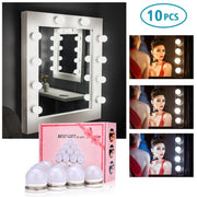 Hollywood LED Makeup Light Bulb Makeup Mirror - Mirrex™