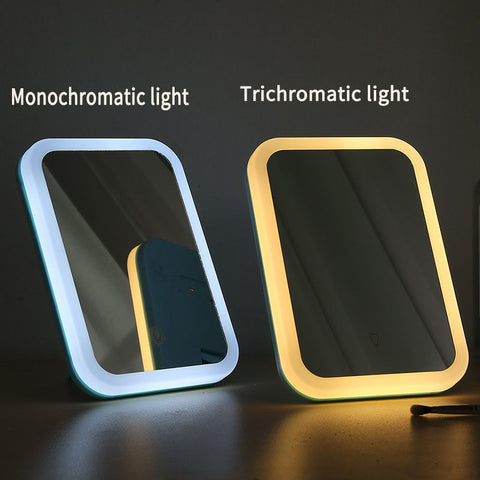 USB charging Led Light Fill Makeup mirror