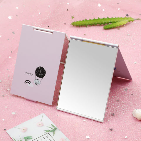 Portable Compact Cosmetic Mirror