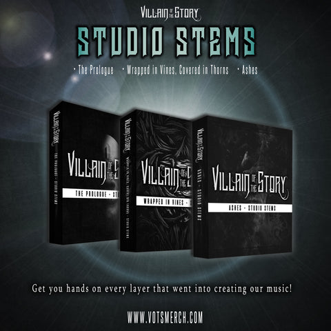 All Album Studio Stems (FULL)