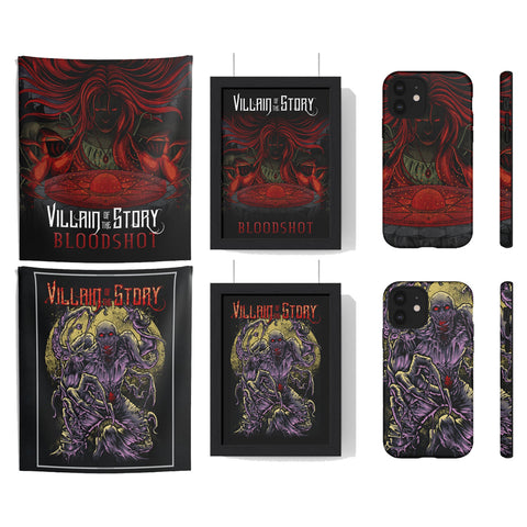 Wall Flags / Cases / Posters