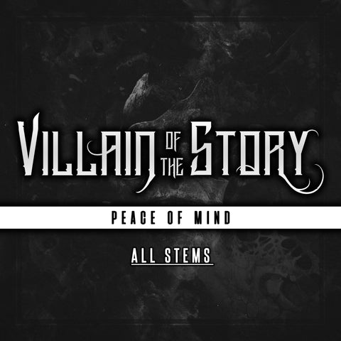 Peace of Mind - All Studio Stems