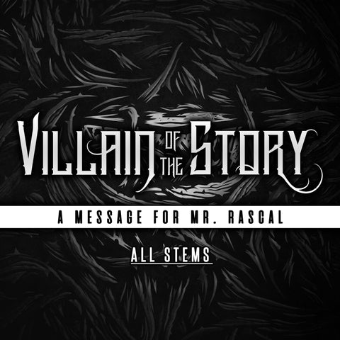 A Message for Mr. Rascal - All Studio Stems