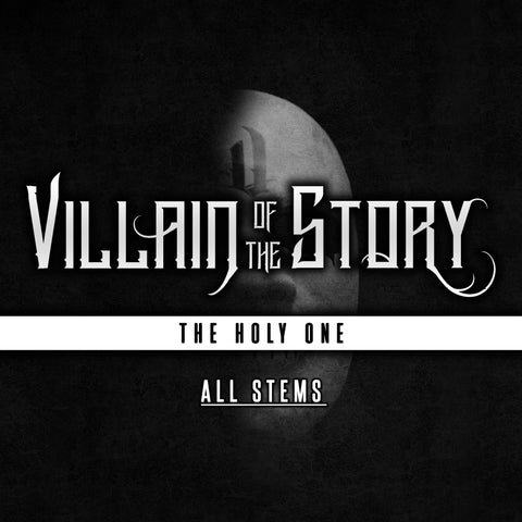 The Holy One - All Studio Stems