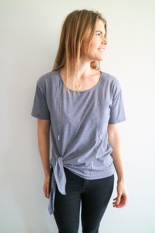 Button cami - Gingham - PRE-SALE