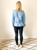 chambray-breastfeeding-top-nz-ruffletop-back