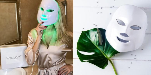 Rosacea Light Therapy Mask RosaLight