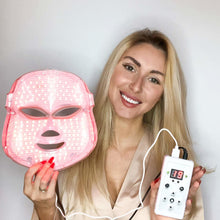 Load image into Gallery viewer, RosaLight Best Rosacea Light Therapy Mask, US Plug