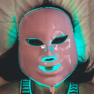 RosaLight Best Rosacea Light Therapy Mask, US Plug