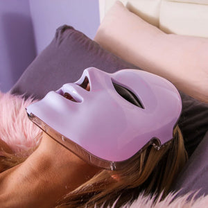 RosaLight Best Rosacea Light Therapy Mask , US Plug