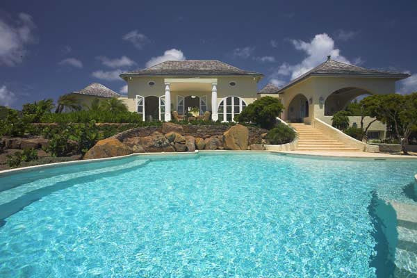 TRAVEL THURSDAY: My Family's villa on St Barth's