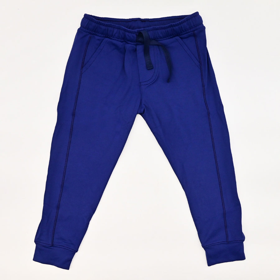 Happy Lil' One Baby Unisex The Jogger Pant in Royal Navy