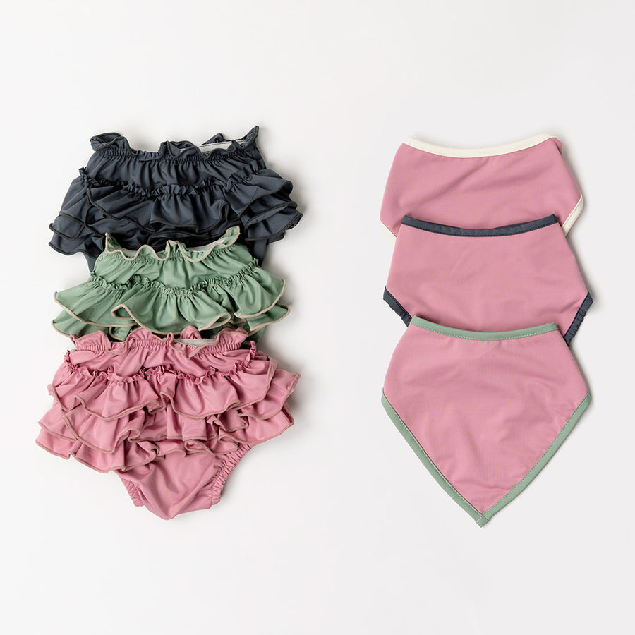 The Bloomers and Bibs Bundle