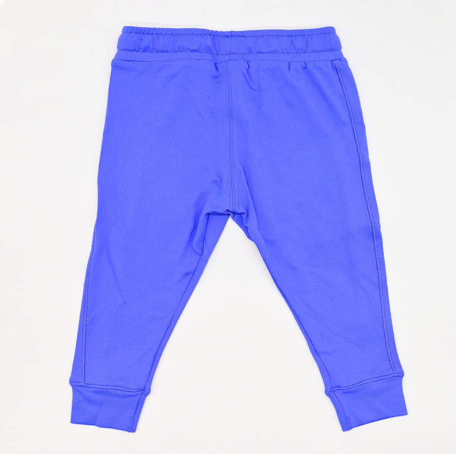 Happy Lil' One Toddler Unisex The Jogger Pants in Delphinium