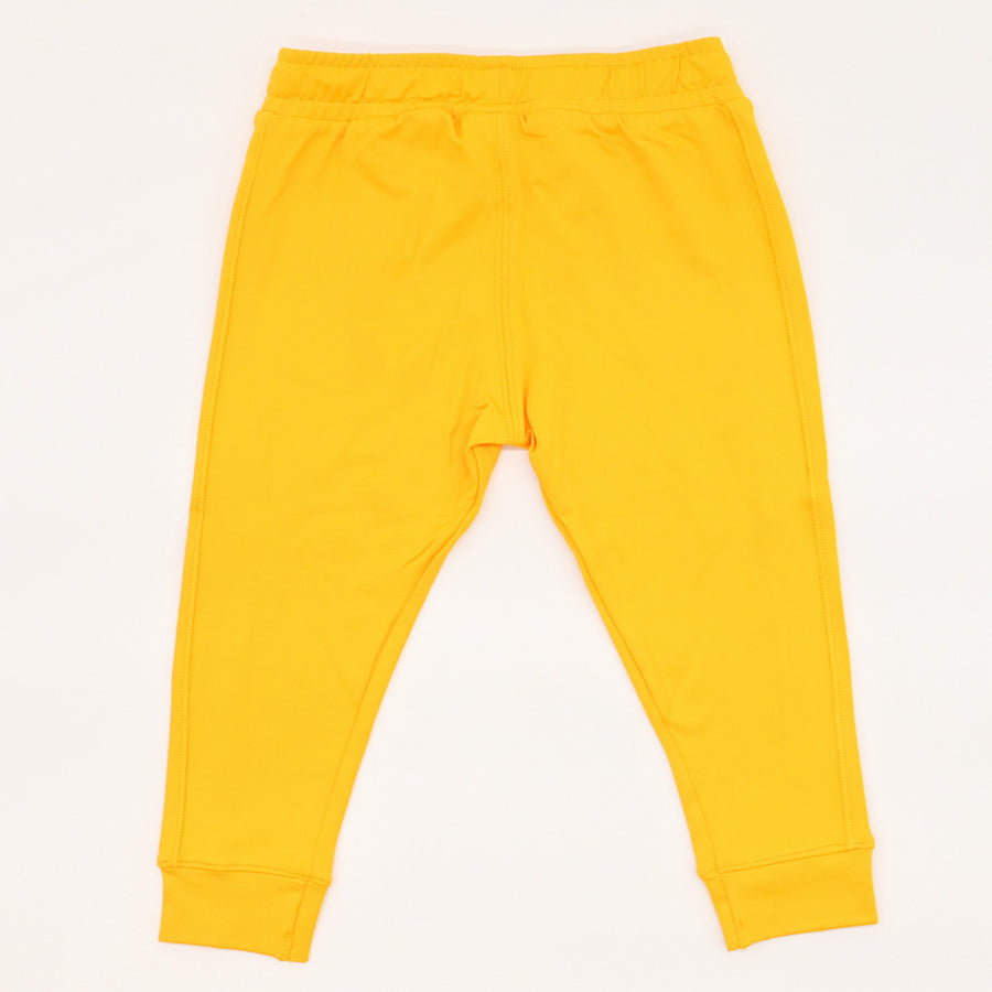 Happy Lil' One Toddler Unisex The Jogger Pants in Golden