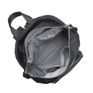 Hero luxe backpack | storksak changing bag | internal with lots of pockets and divider/ compartments