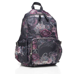 Hero backpack | storksak changing bag | twin bag | printed diaper bag