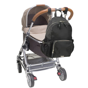 Hero backpack | storksak changing bags | rucksack attached to pram