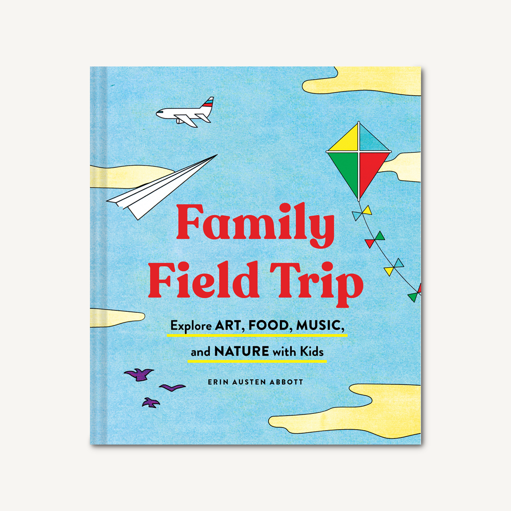 Family Field Trip - Chronicle books