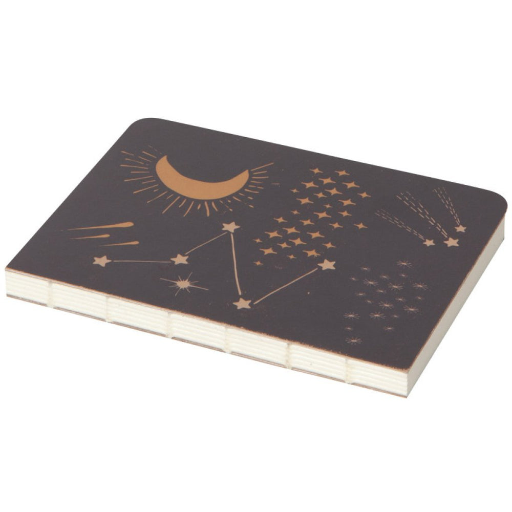 Cosmic Flat Lay Notebook
