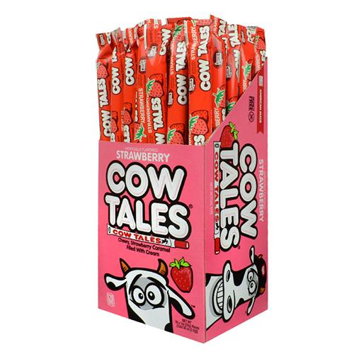 Strawberry cow tale