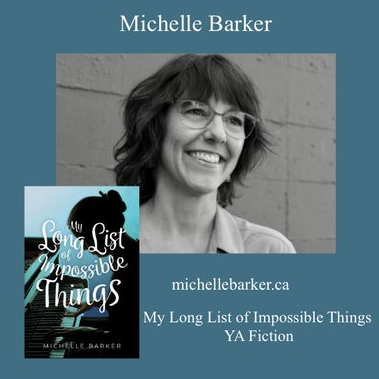 My Long List of Impossible Things - Michelle Barker
