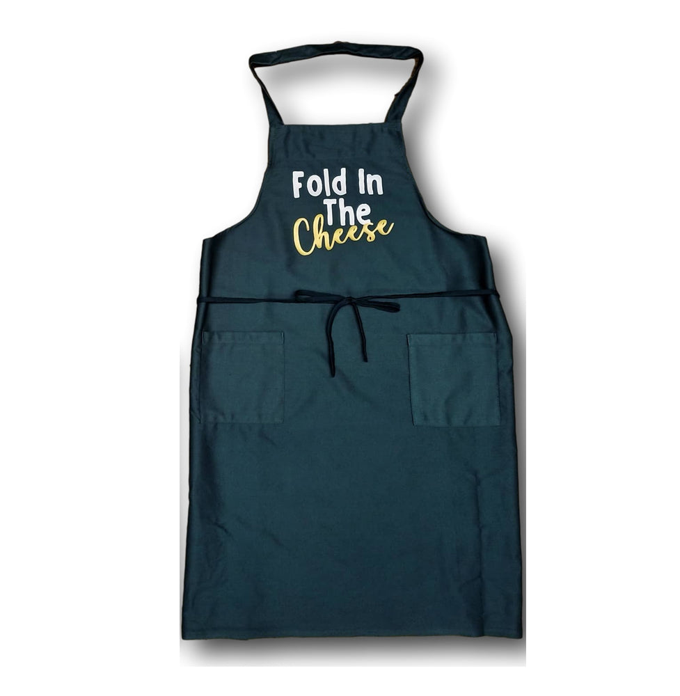 Fold in the cheese Schitts Creek Apron