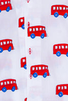 Bus Printed Nightsuit Set