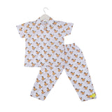 Horse Printed Nightsuit Set