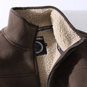 Outdoor Men's Fleece Warm Jacket