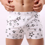 Cotton Soft Printed Loose Home Underpants