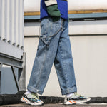 Straight Skateboard Wide-leg Jeans