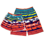Casual Couples Beach Shorts Sets