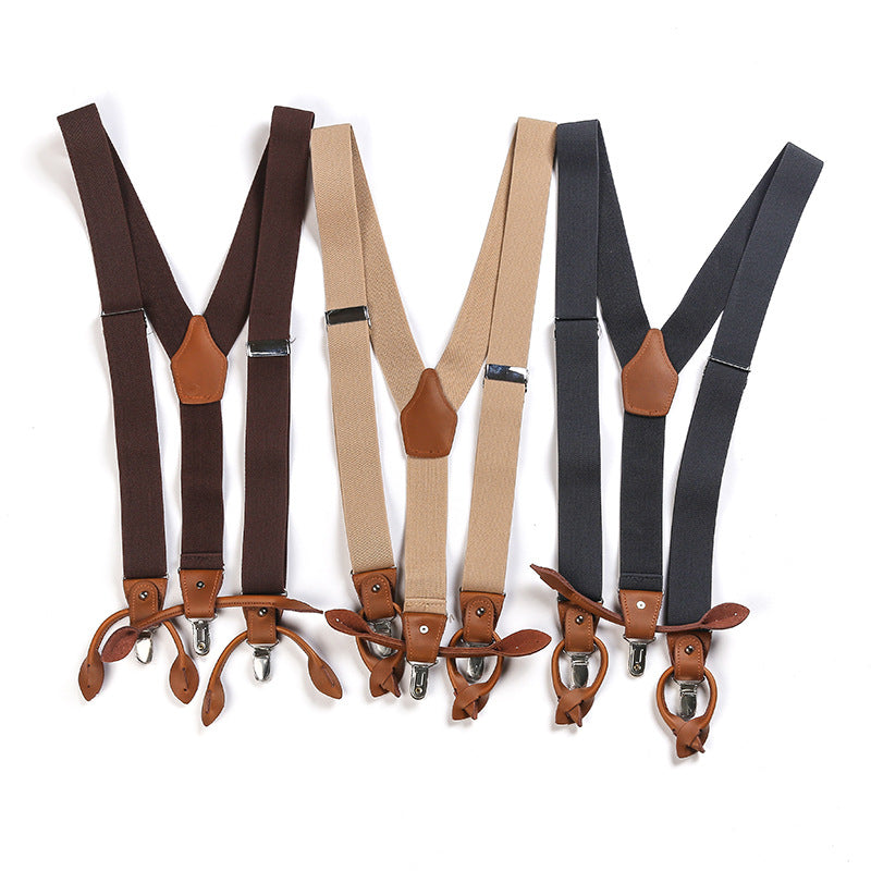 X Y TYPE Suspender