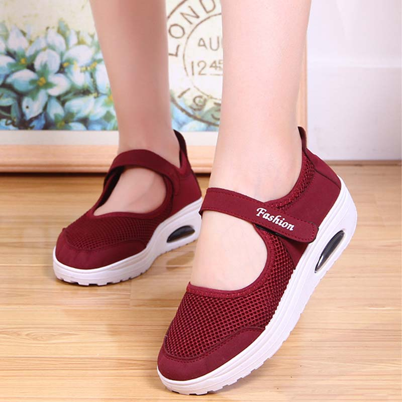 Women's Flying Woven Cosy Casual Sneakers