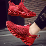 2020 Mesh Fish Scale Sneakers