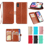 Multifunctional Iphone Case With 9 Cards Slot