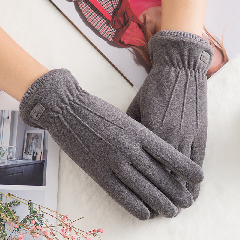 Ladies Winter Touch Screen Warm Gloves