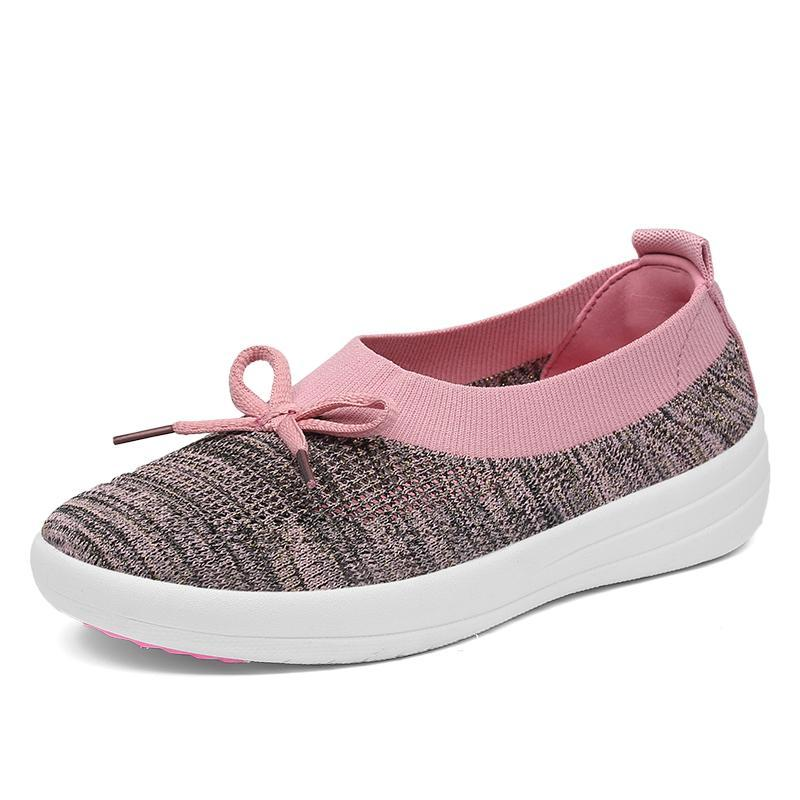 Women's Breathable Slip-on Mesh Ballet Flats