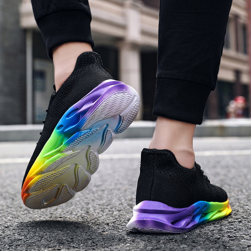 Air Rainbow Sneakers