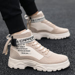 Retro High Help Boots