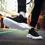 Breathable Knitted Sneakers