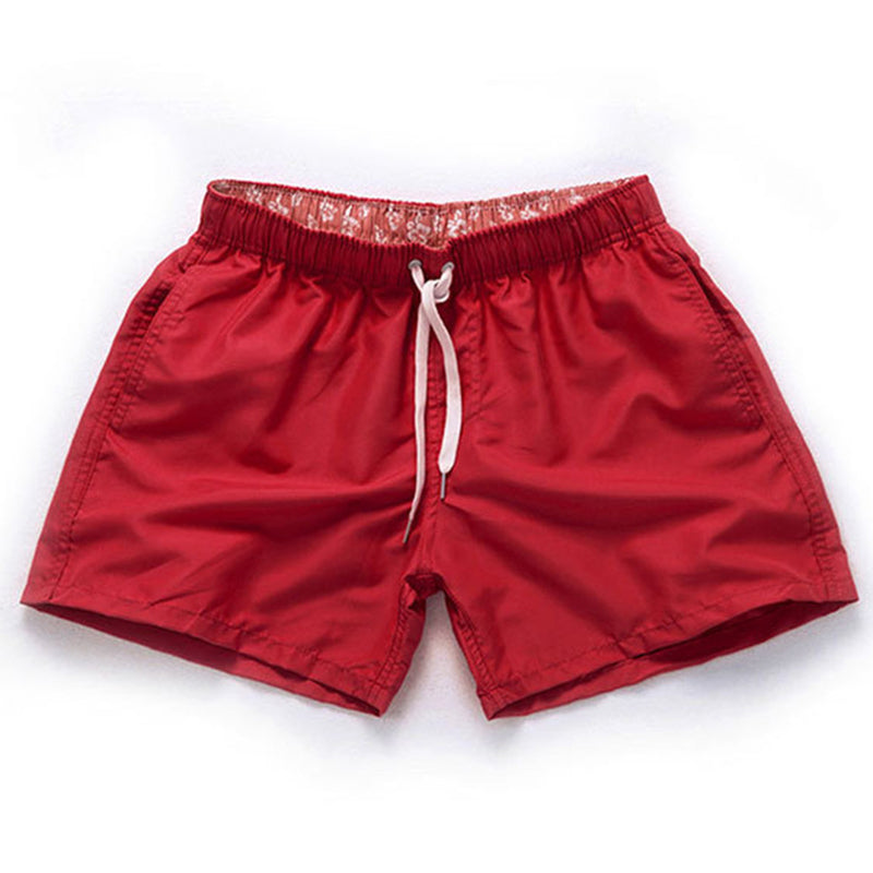 Pocket Quick Dry Swimming Shorts