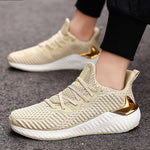 Fly-Woven Mesh Breathable Sneakers