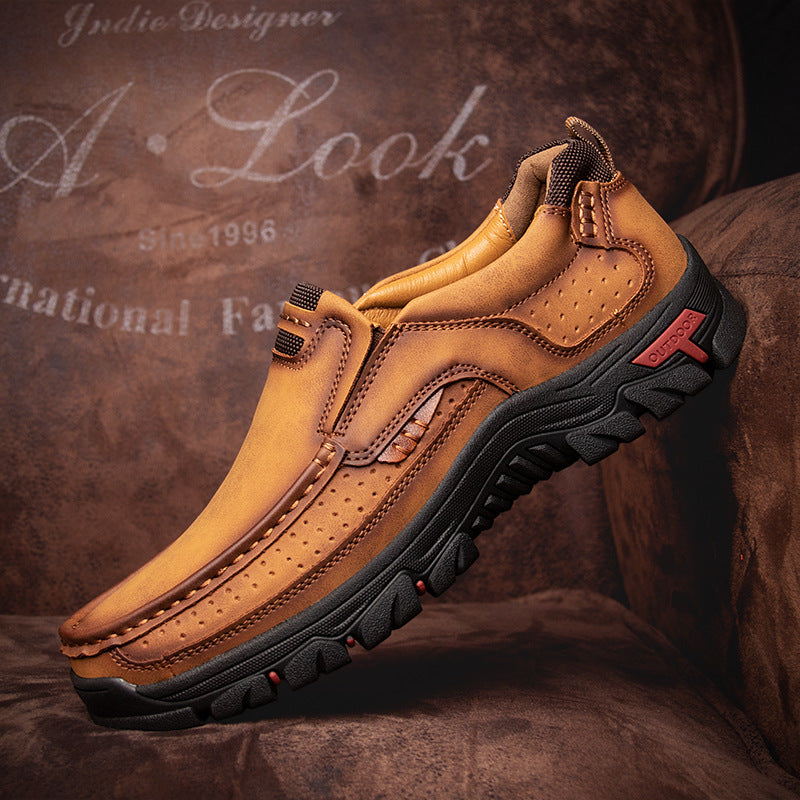 Outdoor Off-road Hiking Shoes