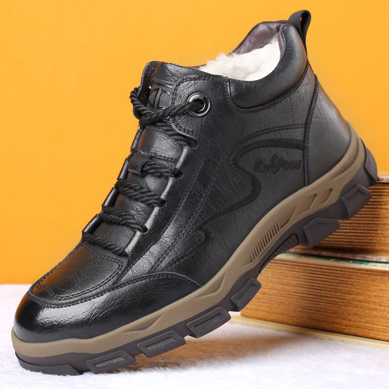 2020 Winter New Soft-Soled Cold-Proof Cotton Boots