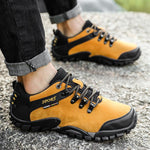 Men's Outdoor Non-slip Hiking Flats Shoes