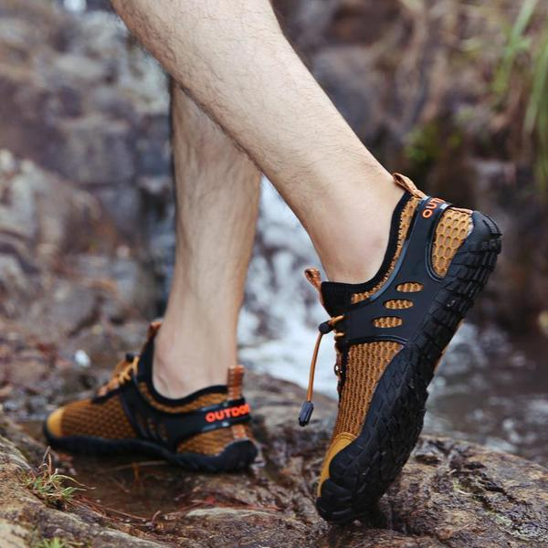83a3ade3c077 Men s Five Fingers Outdoor Wading Diving Fitness Shoes – pingchic