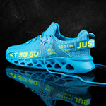 Blade Breathable Shock Absorption Sneakers