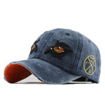 Washed Style Hip Hop Snapback Hat